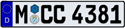 Learn About European License Plates